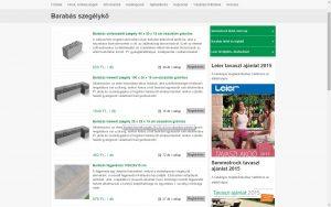 Térkövem.hu térkő webáruház